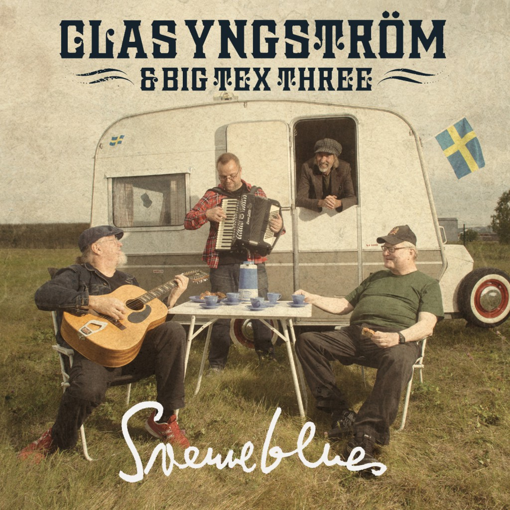 Nytt HELAKUSTISKT Bluesalbum med svenska texter av Svenne Rubin ( Lars Wanfors )