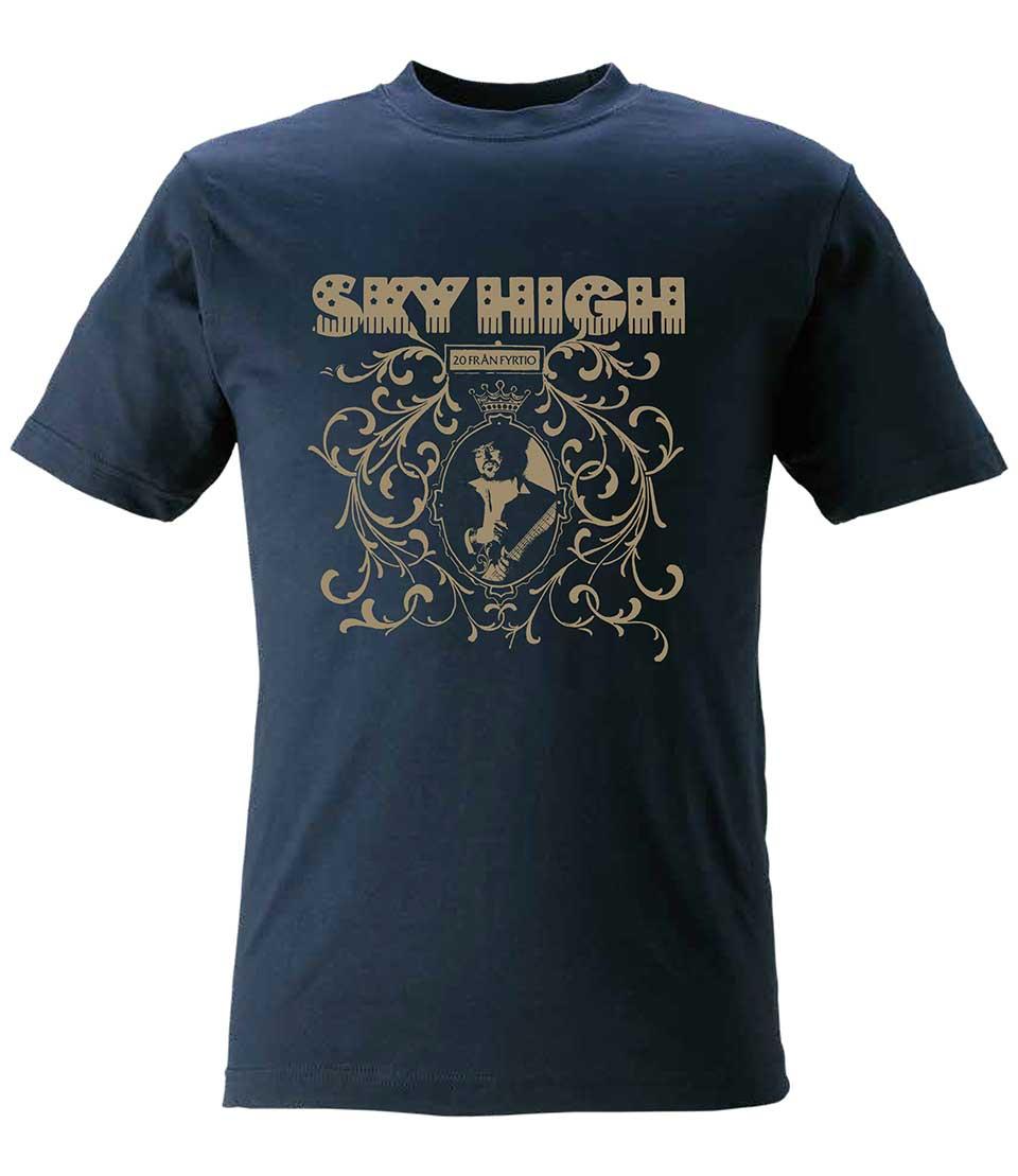T-shirt 20 Från Fyrtio